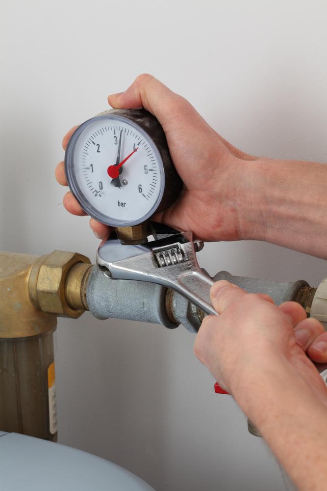 water heater repair stock